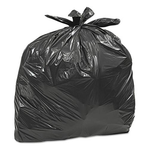 Earthsense Large Trash Bags, 33 gal, 0.75 mil, 32 1/2 x 40, Black, 50/BX, 6 BX/CT (WBIGES6FTL50CT)