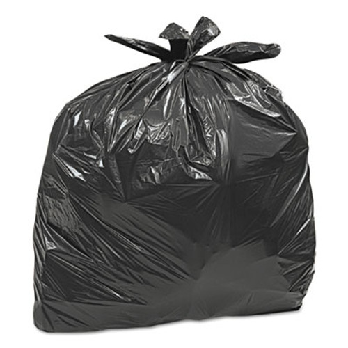 Earthsense Large Trash Bags, 33 gal, 0.75 mil, 32 1/2 x 40, Black, 50/BX, 6 BX/CT (WBIGES6FTL50CT)