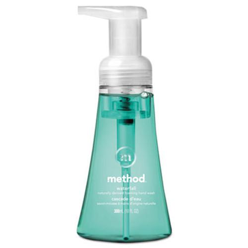 Method Foaming Hand Wash, Waterfall, 10 oz Pump Bottle (MTH01160EA)