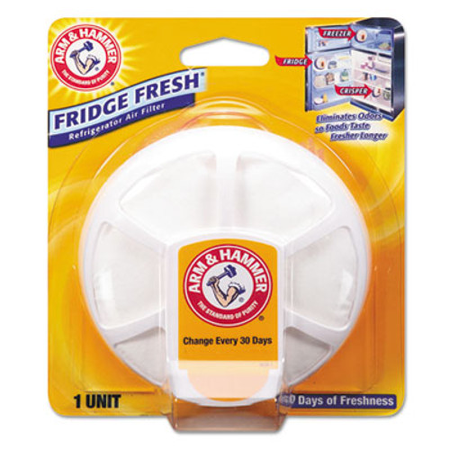 Arm & Hammer Fridge Fresh Baking Soda, 5,5 oz, Unscented (CDC3320001710EA)