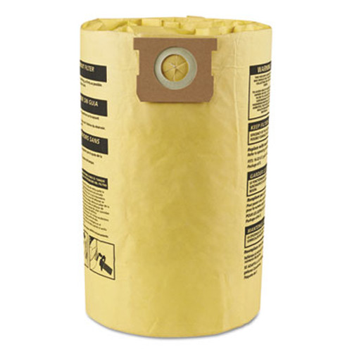 Shop-Vac Disposable Collection Filter Bags, Fits 15-22 gallon Tanks, 2/Pack (SHO9067300)