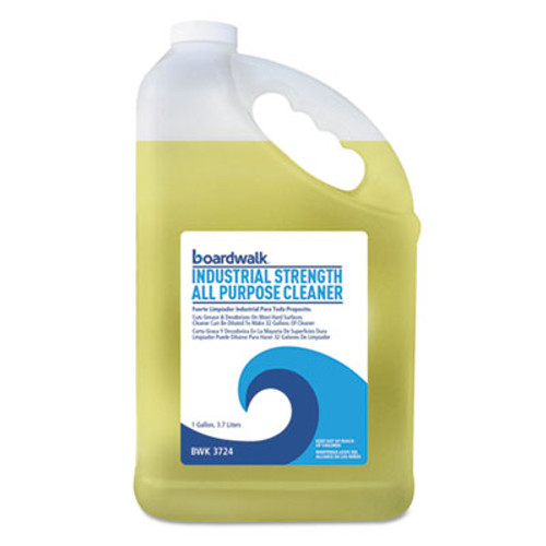 Boardwalk Industrial Strength All-Purpose Cleaner, 1 Gal Bottle, 4/Carton (BWK3724)