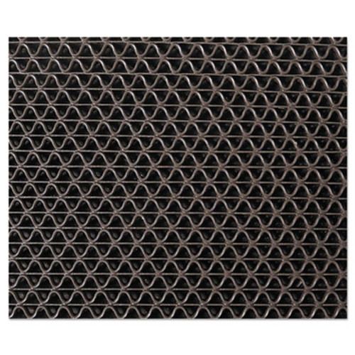 3M Nomad 6250 Z-Web Medium-Traffic Scraper Matting, 48 x 72, Brown (MMM625046BR)