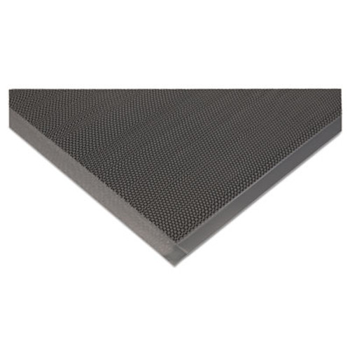 3M Nomad 6250 Z-Web Medium-Traffic Scraper Matting, 36 x 60, Gray (MMM625035GY)
