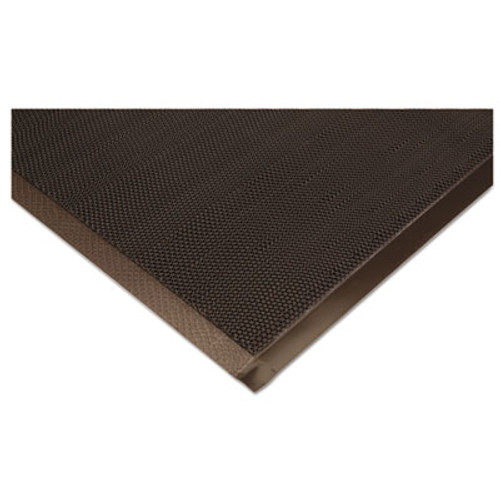 3M Nomad 6250 Z-Web Medium-Traffic Scraper Matting, 36 x 60, Brown (MMM625035BR)