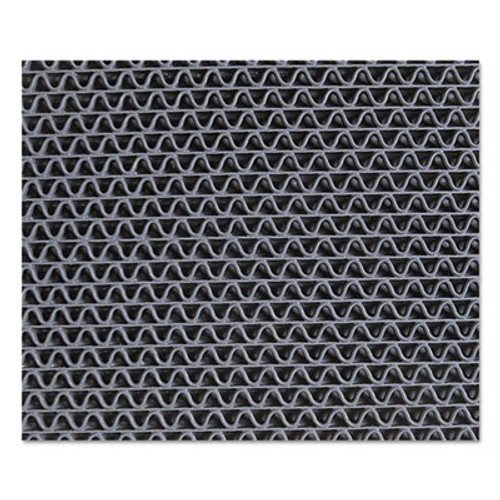 3M Nomad 6250 Z-Web Medium-Traffic Scraper Matting, 48 x 72, Gray (MMM625046GY)