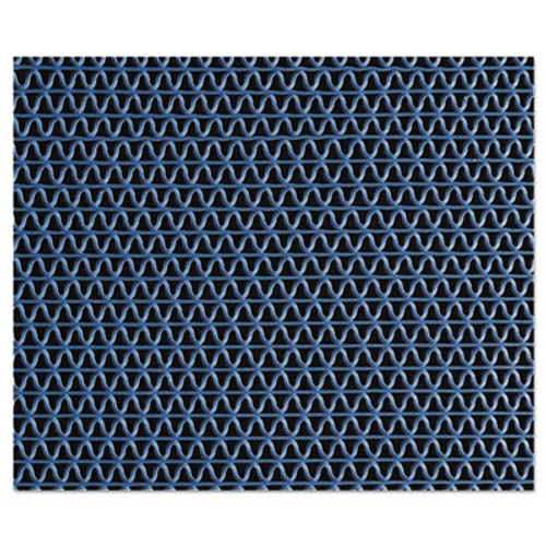 3M Safety-Walk Wet Area Matting, 36 x 240, Blue (MMM3200320BL)