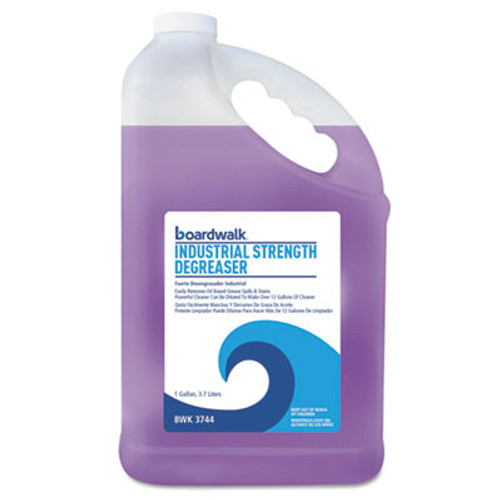 Boardwalk Heavy-Duty Degreaser, 1 Gallon Bottle, 4/Carton (BWK3744)