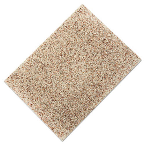Rubbermaid Landmark Series Panel, 15 7/10 x 27 9/10 x 3/8, Stone, Coral, 4/Pack (RCP4003COR)