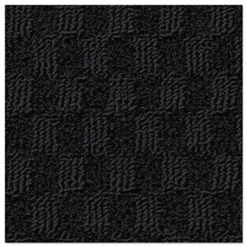 3M Nomad 6500 Carpet Matting, Polypropylene, 72 x 120, Black (MMM6500610BL)