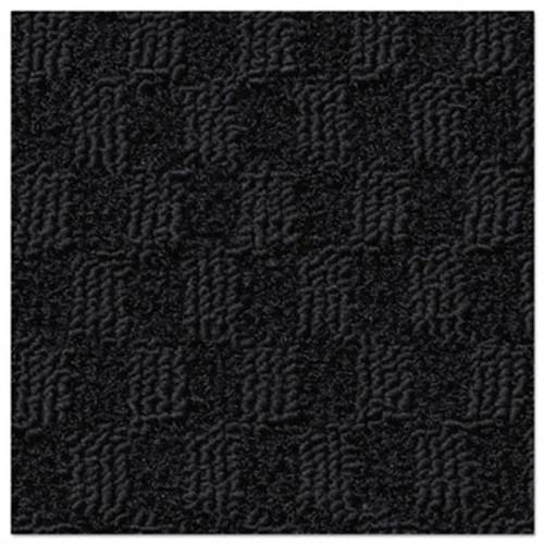 3M Nomad 6500 Carpet Matting, Polypropylene, 72 x 120, Black (MMM6500610BL)