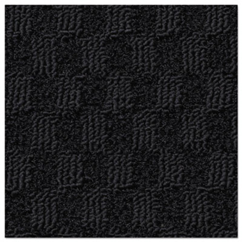3M Nomad 6500 Carpet Matting, Polypropylene, 36 x 60, Black (MMM650035BL)
