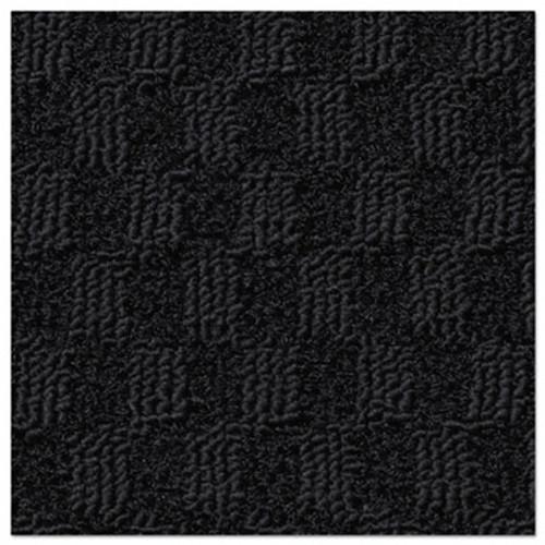 3M Nomad 6500 Carpet Matting, Polypropylene, 48 x 72, Black (MMM650046BL)