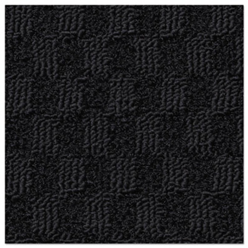 3M Nomad 6500 Carpet Matting, Polypropylene, 48 x 72, Black (MMM650046BL)