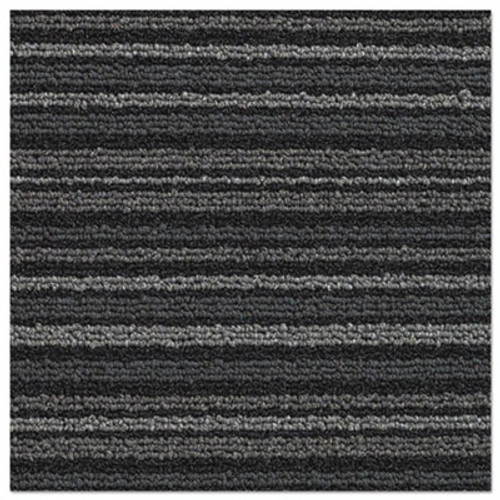 3M Nomad 7000 Heavy Traffic Carpet Matting, Nylon/Polypropylene, 48 x 120, Gray (MMM7000410GY)