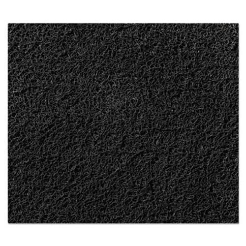 3M Nomad 8100 Unbacked Scraper Matting, Vinyl, 48 x 72, Black (MMM810046BL)