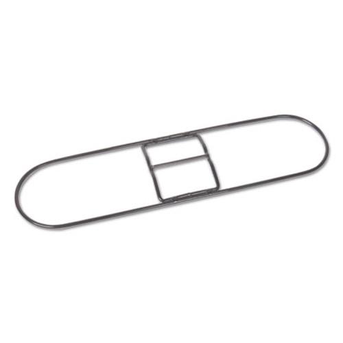 Boardwalk Clip-On Dust Mop Frame, 72w x 5d, Black, Metal Wire (BWK1472)