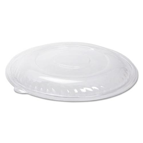 "WN Caterline Pack n' Serve Lids, Plastic, Clear,12"" Diameter x 1 1/2""High, 25/Ctn (WNAAPB160DM)"