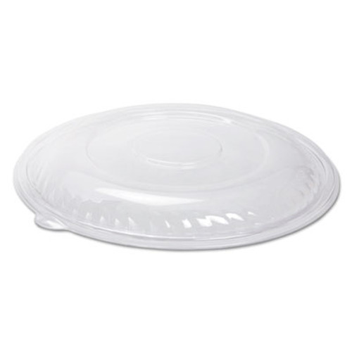 "WN Caterline Pack n' Serve Lids, Plastic, Clear,12"" Diameter x 1 1/2""High, 25/Ctn (WNAAPB160DM)"