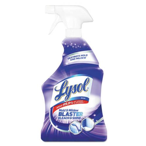 LYSOL Mold & Mildew Blaster with Bleach, Ready to Use, 32oz Spray Bottle (RAC78915EA)