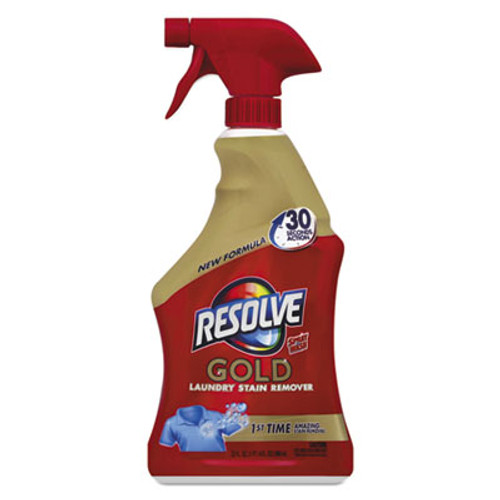 SPRAY  Stain Remover, Liquid, 22 oz, Trigger Spray Bottle (RAC00230EA)