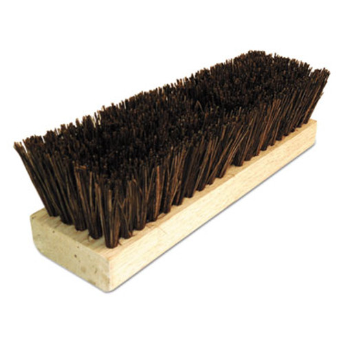"Boardwalk Deck Brush Head, 12"" Wide, Palmyra Bristles (BWK3112)"