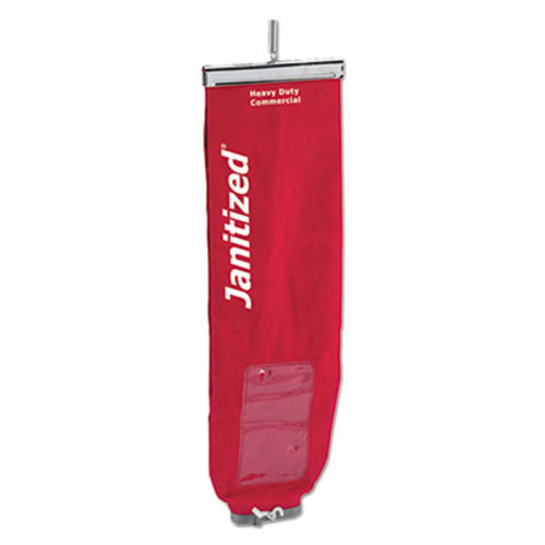 Janitized Vacuum Filter Bags Designed to Fit Eureka/Sanitaire SC600 & SC800, 25/CT (APCJAIVF167CNSM)