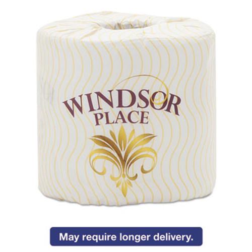 Atlas Paper Mills Windsor Place Premium Bathroom Tissue, 2-Ply, 4.5 x 3.5, 500/Roll (APM310WINDSOR)