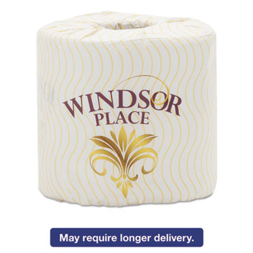 Atlas Paper Mills Windsor Place Premium Bathroom Tissue, 2-Ply, 4.5 x 3.5, 500/Roll (APM310WINDSOR)