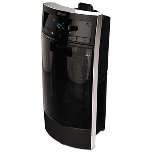 Bionaire Digital Ultrasonic Tower Humidifier, 3 Gal Output, 10w x 10 1/4d x 22h, Black (BNRBUL7933CTUM)