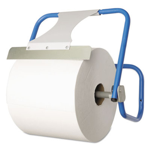 Boardwalk Jumbo Roll Dispenser, Wall-Mount, Blue, 16 1/2 x 11 x 15, Steel (BWK680592)