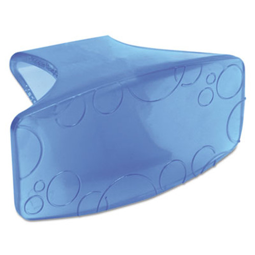 Boardwalk Bowl Clip, Cotton Blossom, Blue, 12/Box (BWKCLIPCBL)