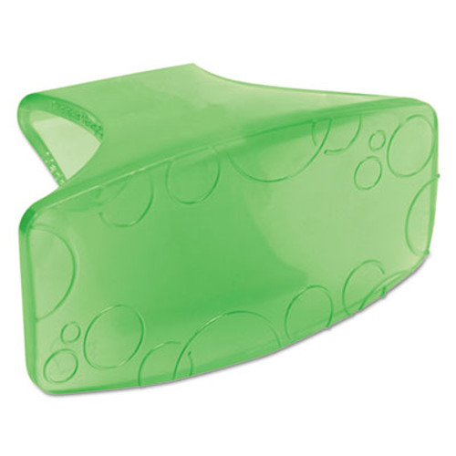Boardwalk Bowl Clip, Cucumber Melon, Green, 12/Box (BWKCLIPCME)