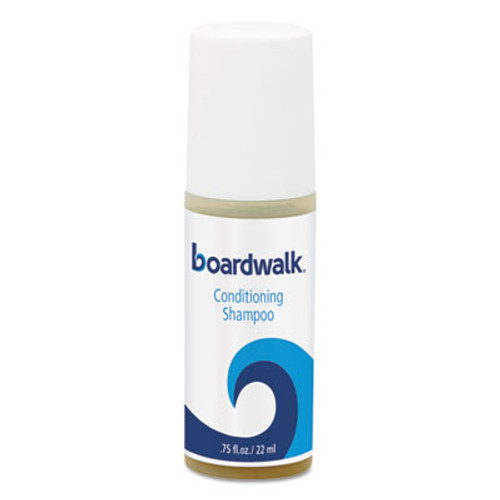 Boardwalk Conditioning Shampoo, Floral Fragrance, 0.75 oz. Bottle, 288/Carton (BWKSHAMBOT)