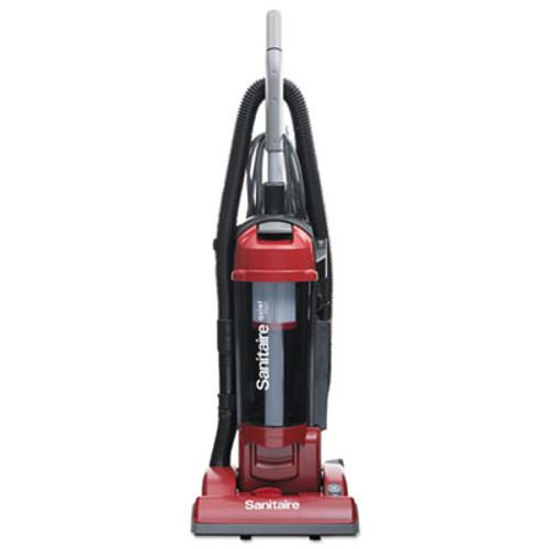 Sanitaire HEPA Filtration Upright Vacuum, 17 lb., 3.5 qt, Red (EURSC5745B)