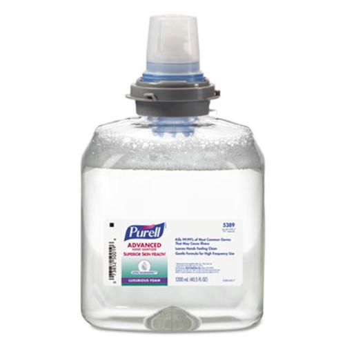 PURELL Advanced Hand Sanitizer Ultra Nourishing Foam, 1200 mL Refill (GOJ190902EA)