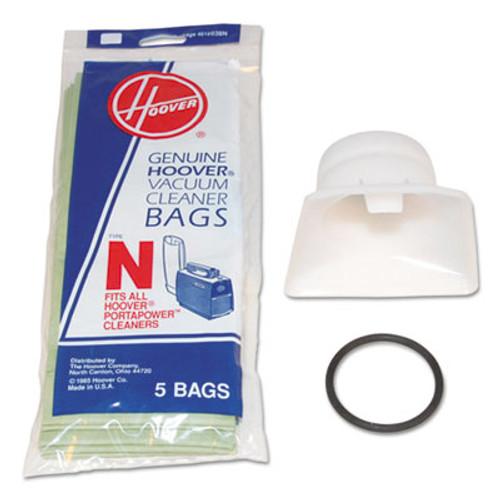 Hoover Bag Adapter Kit, White/Black (HVR4010050N)