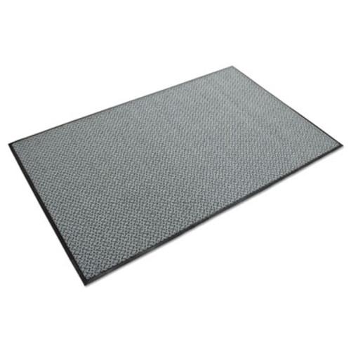 3M Nomad 8850 Carpet Matting, Dual Fiber/Vinyl, 48 x 72, Gray (MMM20560)
