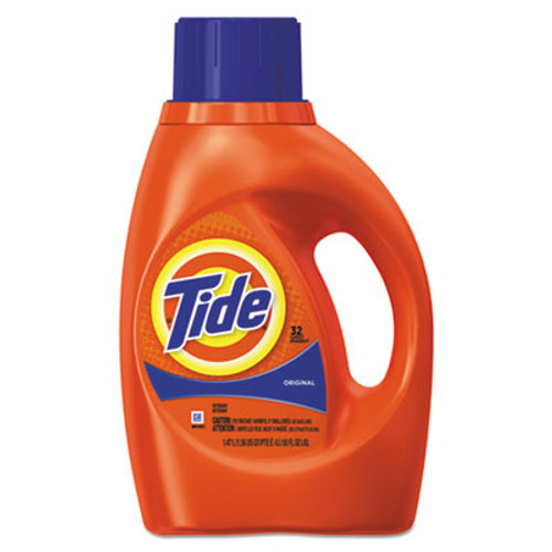 Tide Ultra Liquid Tide Laundry Detergent, 50 oz (PGC13878EA)