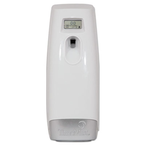 TimeMist Plus Metered Aerosol Fragrance Dispenser, 3.4 x 3.4 x 8 1/4, White (TMS1048502EA)