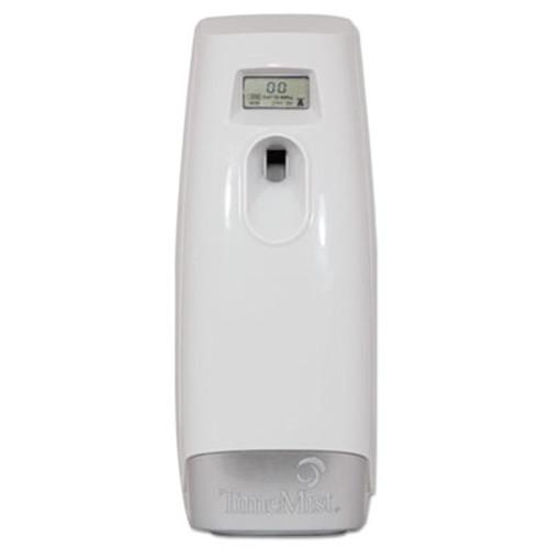 TimeMist Plus Metered Aerosol Fragrance Dispenser, 3.4 x 3.4 x 8 1/4, White (TMS1048502EA)
