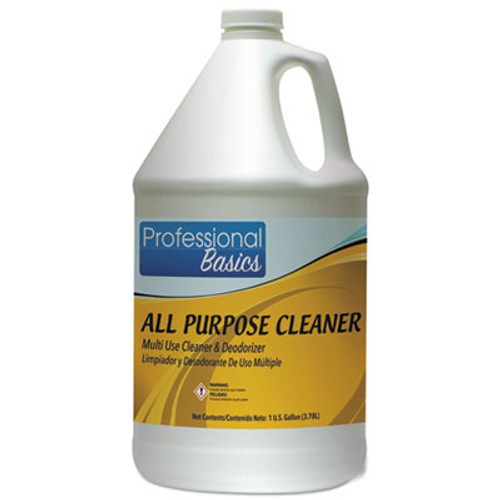 Theochem Laboratories Professional Basics All Purpose Cleaner, Lavender Scent, 1 gal Bottle (TOL505919EA)