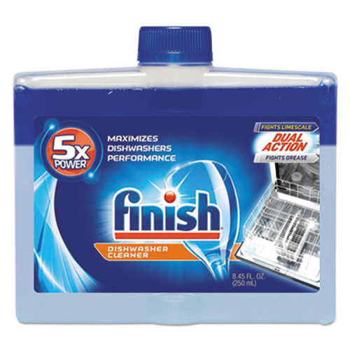 FINISH Dishwasher Cleaner, Fresh, 8.45 oz Bottle (RAC95315EA)
