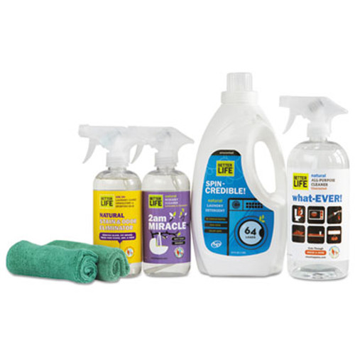 Better Life New Baby 6-Piece Cleaning Kit (BTR819524010750)