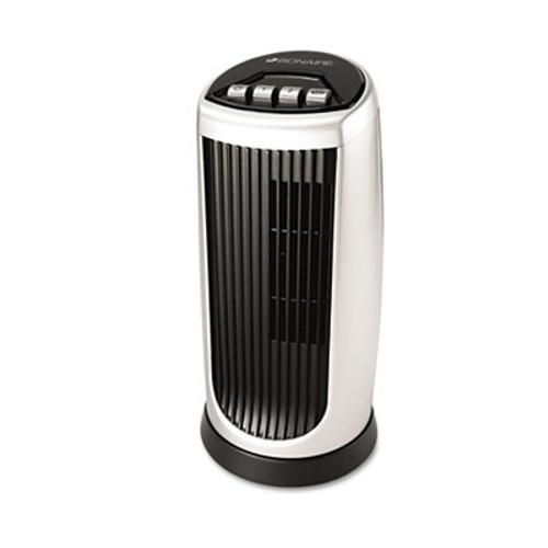 Bionaire Personal Space Mini Tower Fan, Two-Speed, Black/Silver (BNRBT014AU)