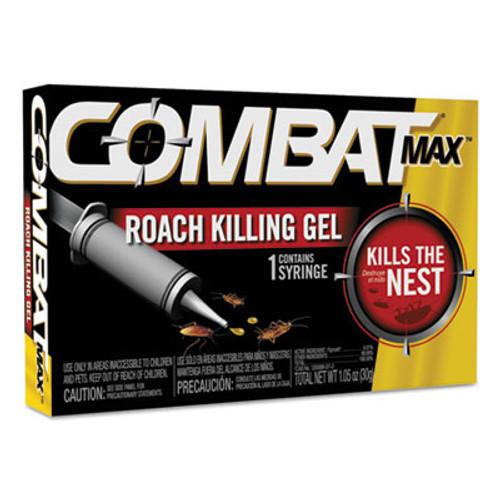 Combat Source Kill Max Roach Killing Gel, 1.6oz Syringe, 12/Carton (DIA05452)