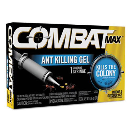 Combat Source Kill MAX Ant Killing Gel, 27g Tube (DIA05457)