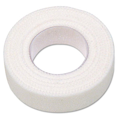 "PhysiciansCare First Aid Adhesive Tape, 1/2"" x 10yds, 6 Rolls/Box (FAO12302)"