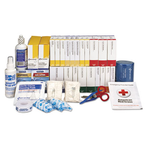 First Aid Only ANSI Industrial First Aid Station Refill Packs, 446 Pieces (FAO90618)