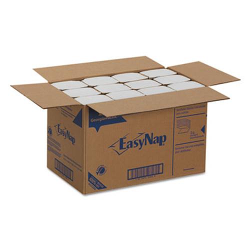 """Dixie Interfold Napkin Refills Two-Ply, 6 1/2"""" x 9 7/8"""", White, 6000/Carton (GPC32006)"""
